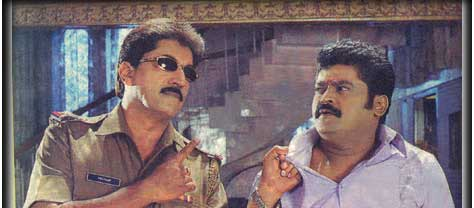 Devraj and Jaggesh in Yardo Duddu Yallammana Jathre