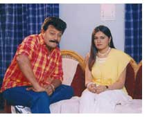 Saikumar & Urvashi Patil in Anka