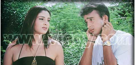 Ramya and Sunil Rao in Excuse Me