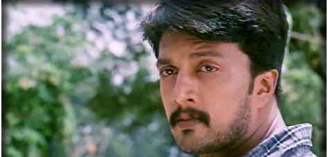 Kannada actor Sudip in Kiccha