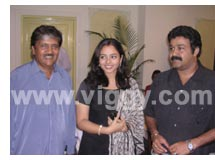 Rajendra Singh Babu, Soundarya and Mohanlal