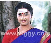 Actress Meena in Mahasadwi Mallamma
