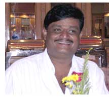 Producer of Raktha Kanneeru Munirathna