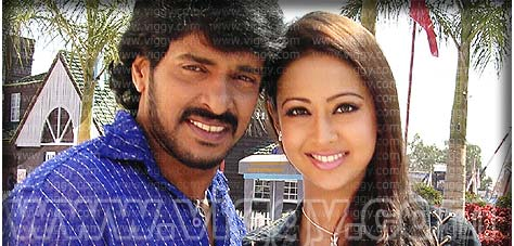 Upendra and Prethi Janghiani