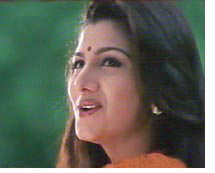 Rambha in film Panchali