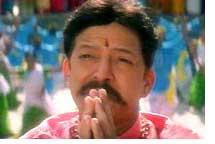 Raja Narasimha - film review of Sahasa Simha VishnuvardhanVishnuvardhan Kannada Actor With Lion