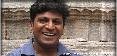 Actor Shivarajkumar